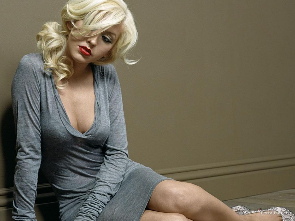 Foto da Christina Aguilera